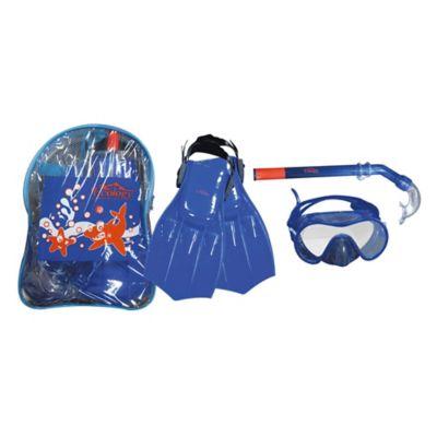 Kit de Natación Juego Submarino para Niños 12807 Azul