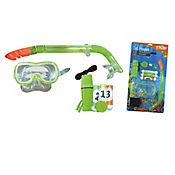 12b241193c Kit de Natación Juego Submarino para Niños 12810 Verde