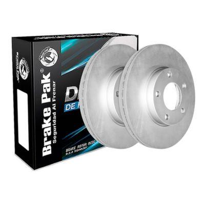 Discos de Freno Mazda 3 1.6-2.0 Ref. DF-0219x2A