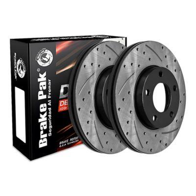Discos de Freno Mazda 3 1.6-2.0  Ref. DF-0219HPx2