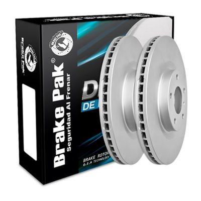 Discos de Freno Nissan New Pathfinder R51 2.5-4.0 Ref. DF-0331x1A