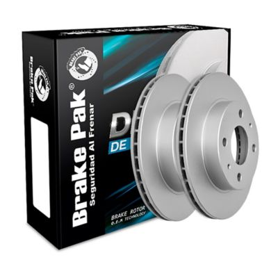Discos de Freno Nissan Almera  Ref. DF-0343x2A
