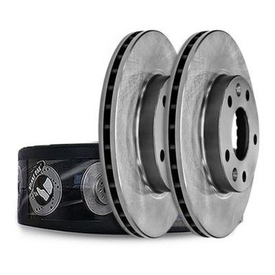 Discos de Freno Nissan Micra Ref. DF-0544BRx4