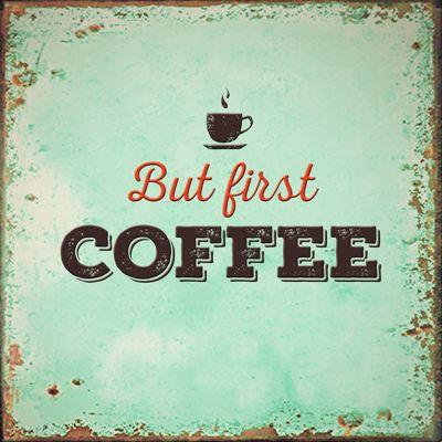 Servilleta 25x25cm 20und First Coffee