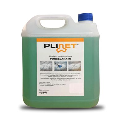 Limpiador Profesional para Porcelanato 5 Litros