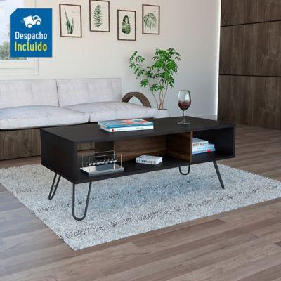 Mesa de Centro Vassel Wengue/Habano