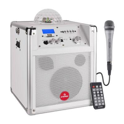 Amplificador Portátil Karaoke 125W