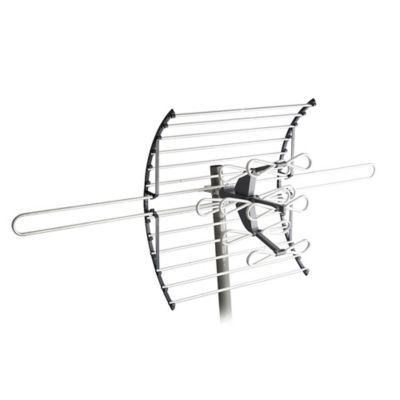 Antena Aérea Vhf-Uhf de 20 Elementos Hd