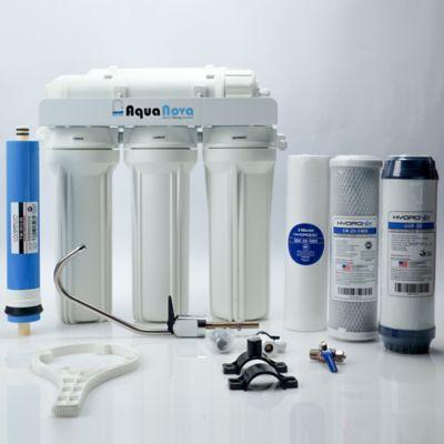 Equipo De Osmosis Inversa Para 100 Gpd Con Microfiltración