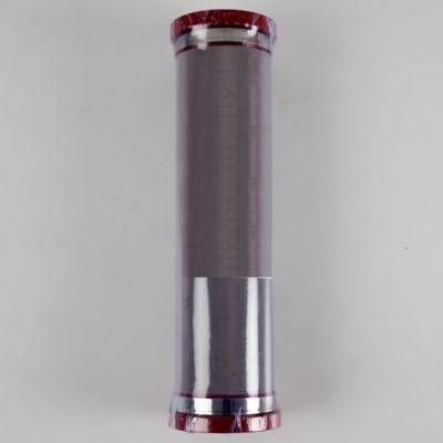 Cartucho Microfiltrante De Acero Inoxidable x liso 2.5 Pulg x 10 x 10 Micras