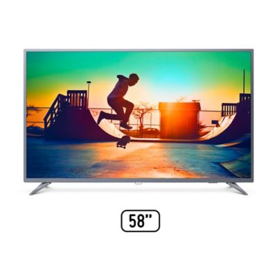 "Smart TV 58"" 4K UHD 58PUT6513"