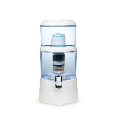 Filtro Purificador De Agua Ecotrade 14 Litros