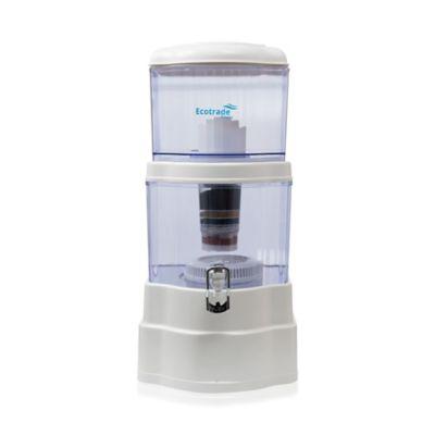 Filtro Purificador Agua Ecotrade 21 Lts