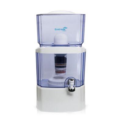 Filtro Purificador Agua Ecotrade 24 Lts