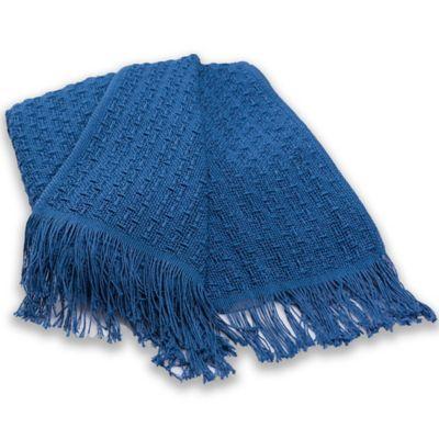 Throw Nicolasa 130x180 cm 400 gr Azul
