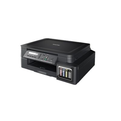 Impresora Multifuncional Brother Dcp-T510w Tanque de Tinta Color