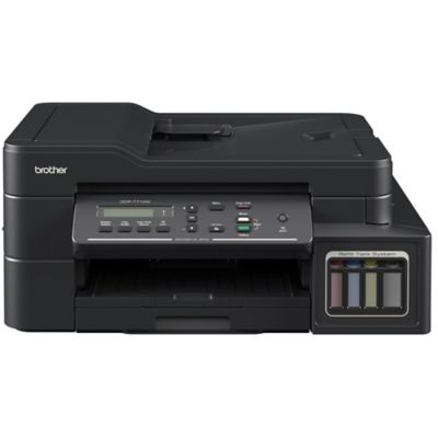 Impresora Multifuncional Brother Dcp-T710w Tanque de Tinta Color