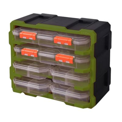 Caja organizadora con 6 contenedores