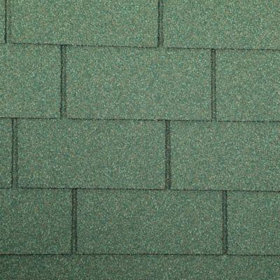 Teja Asfaltica  Estandar Verde 3m2 x 24 Unidades