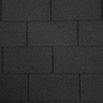 Teja Asfaltica Estandar Negro 3m2 x 24 Unidades