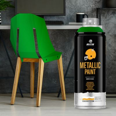 Aerosol para Pintura Metálica Verde R-6035 400 ml