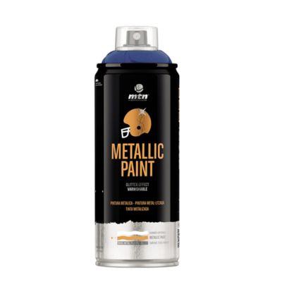 Aerosol para Pintura Metálica Azul Oscuro 400 ml