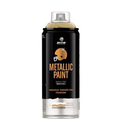 Aerosol para Pintura Metálica Oro 400 ml