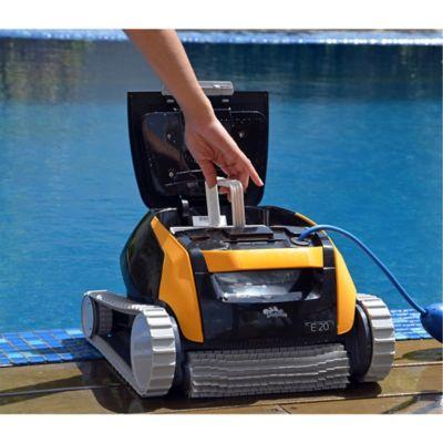 Robot Limpia Piscina Pisos Paredes E20