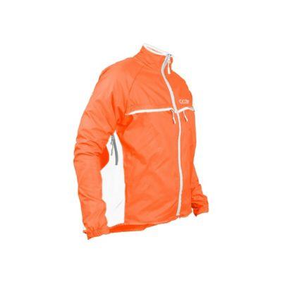 Rompeviento Impermeable para Hombre Sport Naranja Talla S