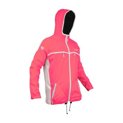 Rompeviento Impermeable para Mujer Sport Fucsia Talla S