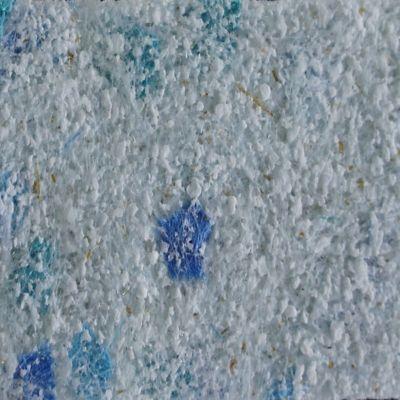Recubrimiento Decorativo de Pared Kelebek 4,5M2 Blanco-Azul