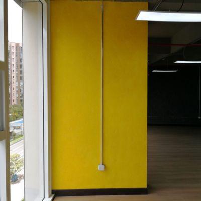 Recubrimiento Decorativo de Pared Efekt 4,5M2 Amarillo