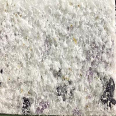 Recubrimiento Decorativo de Pared Sedef 4,5M2 Morado-Negro