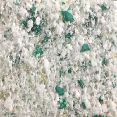 Recubrimiento Decorativo de Pared Sedef 4,5M2 Verde Esmeralda