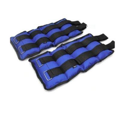 Pesas para Tobillos y Brazos de 5 Kgs (10Lb)Color Azul