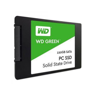 Unidad de Estado Solido Ssd 120Gb Western Digital Interno 2.5