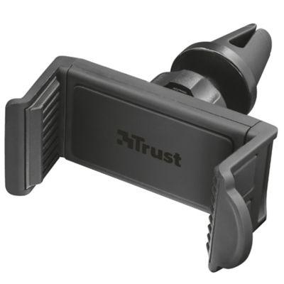 Soporte para Smartphone Rejilla del Automóvil Negro