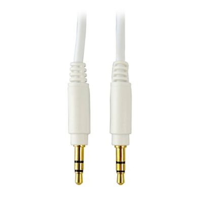 Cable Audio 3.5Mm 1M Blíster Blanco