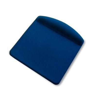 Pad Mouse Gel St-Gl-009 Star Tela Cuadrado Azul