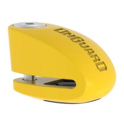 Candado para Moto Alarma Boxer 8263 Tipo Freno de Disco