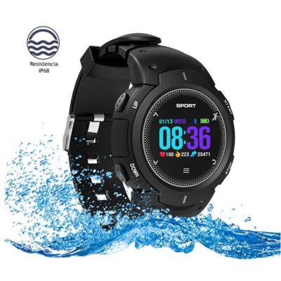 Smartwatch Sport K10 Negro