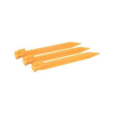 Set 6 Estacas de Plástico 22 cm