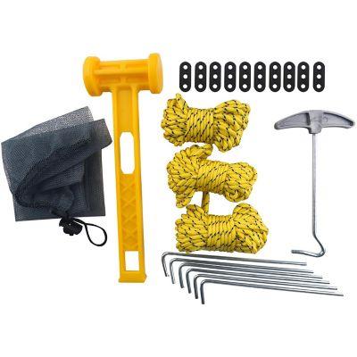 Kit Para Reparar Carpas De Camping