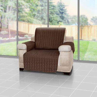 Forro Protector de Sofá y Muebles Reversible 1 Puesto