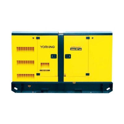 Planta Eléctrica Cabinada  47 Kva  Trifásica, Diesel 1800 Rpm Tablero Digital