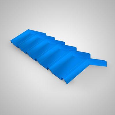 Caballete Klar Azul 0.40x0.94m 2mm UPVC
