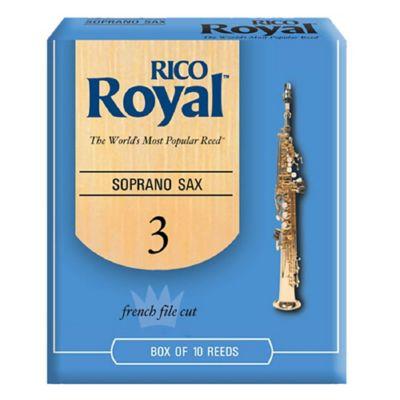 Caña RIB1030 Unidad Saxofón Soprano Bb 3