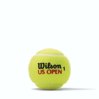Tubo de Pelotas de Tenis Pelotas Us Open Extra Duty