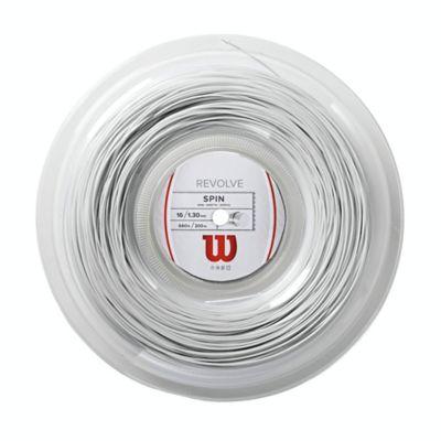 Cuerda para Raqueta de Tenis Revolve 16-200Mt Blanco