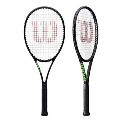 Raqueta de Tenis Profesional Grip2 Blade 98 Black